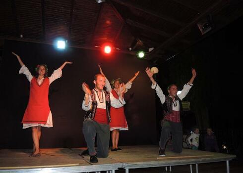 Bulg�ria, Burgas: Hotel Hrizantema 4*, all inclusive