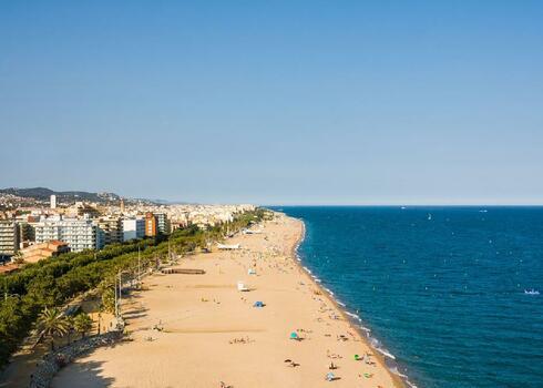 Costa Brava, Calella: Haromar 3*