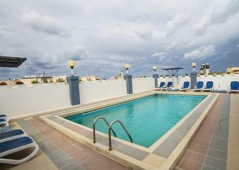 M�lta, Buggiba: Coral Hotel 3*, f�lpanzi�
