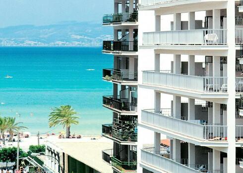 Mallorca, El Arenal: Mediod�a Hotel 3*,