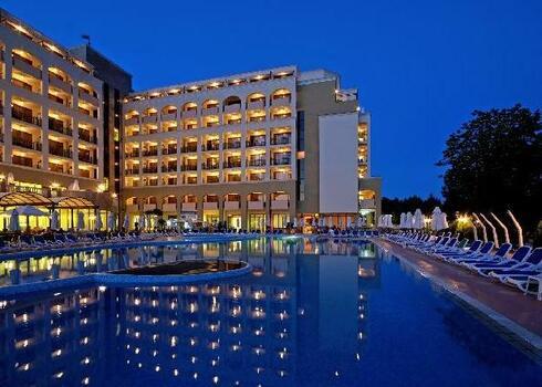 Bulg�ria, Neszeb�r: Hotel Sol Nessebar Mare&bay 4*, all inclusive