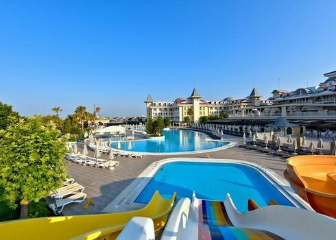 T�r�korsz�g, Side: Hotel Side Star 4*, all inclusive