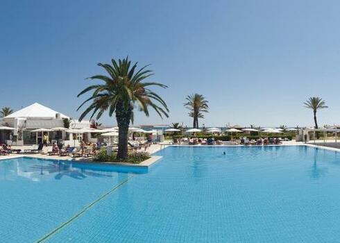 TOP AJ�NLAT! Tun�zia, Mahdia: El Mouradi Mahdia Hotel 5*, all inclusive