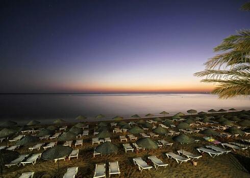 T�r�korsz�g, Alanya: Aska Just In Beach 5*, all inclusive