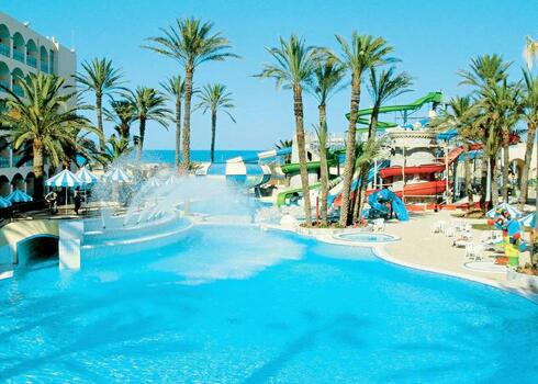 Tun�zia, Sousse: Hotel Marabout 3*
