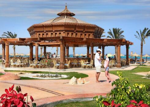 Kairó - Hurghada: Sentido Oriental Dream Resort 4*, all inclusive