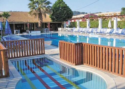 Korfu, Sidari: Summertime Aparthotel, all inclusive