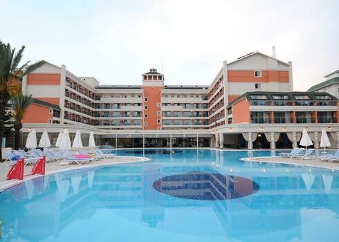 T�r�korsz�g, Alanya: Insula Resort Hotel 5*, all inclusive