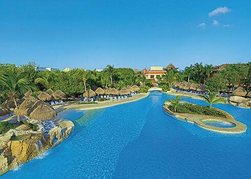 Mexik�, Playa Paraiso: Iberostar Paraiso Lindo 5*, all inclusive