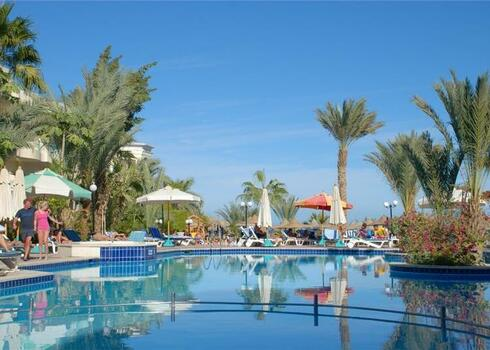 Egyiptom, Hurghada: Bella Vista Hotel & Resort 3*, all inclusive