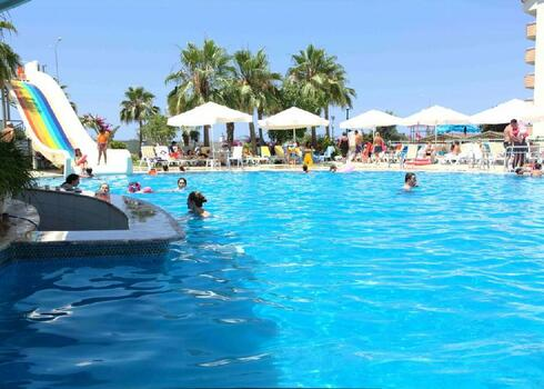 T�r�korsz�g, Alanya: Drita Resort & Spa Hotel 5*, all inclusive