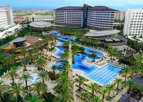 Törökország, Antalya - Lara: Royal Wings 5*, all inclusive