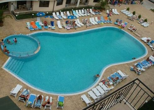 Bulg�ria, Napospart: Hotel Avalon 4*, all inclusive