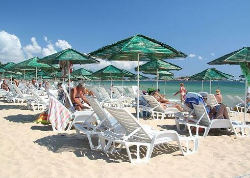 Bulg�ria, Neszeb�r: Hotel Zlatna Ribka 3*