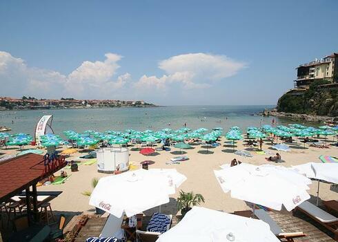 Bulg�ria, Szozopol: Hotel Rishli 3*