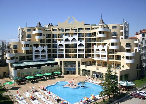 Bulg�ria, Napospart: Hotel Imperial 4*, all inclusive
