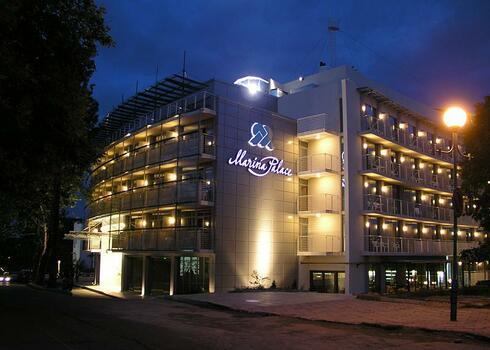 Bulg�ria, Neszeb�r: Hotel Sol Marina Palace 4*, pozsonyi indul�ssal