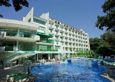 Bulg�ria, Aranyhomok: Hotel Zdravets 4*, all inclusive