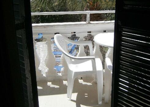 Korfu, Sidari: Gela apartmanh�z, 2 f�s st�di�