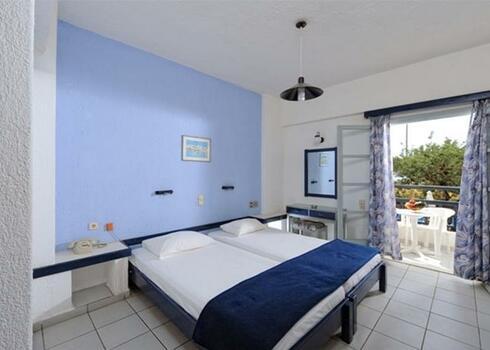 TOP TIPP! Kr�ta, Hersonissos: Hotel Agrabella 3*, f�lpanzi�