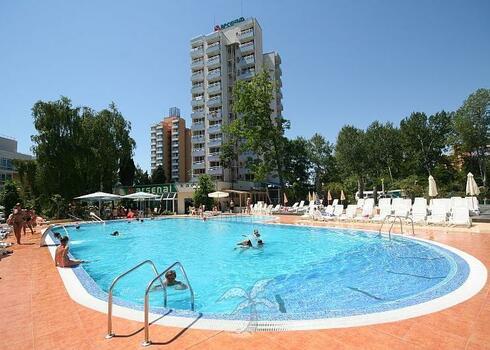 Bulg�ria, Neszeb�r: Hotel Arzen�l 2*, all inclusive