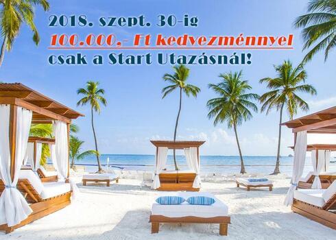 Fantasztikus akci�!!! Dominika magyar idegenvezet�ssel, Be Live Grand Punta Cana 4* all inclusive ell�t�ssal