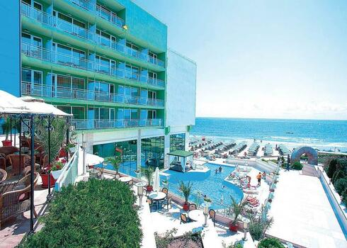 Bulg�ria, Neszeb�r: Hotel Bilyana Beach 4*, all inclusive