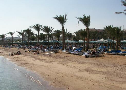 Egyiptom, Hurghada: Le Pacha Resort 3*, all inclusive