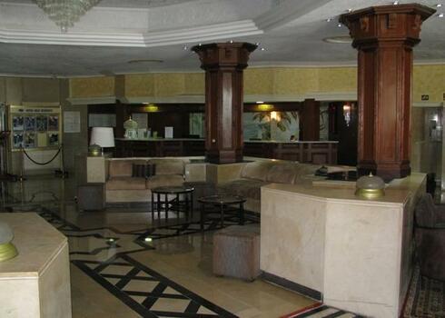 Tun�zia, Port el kantaoui: Golf Residence 4*