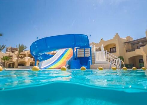 Egyiptom, Hurghada: Sunny Days Palma De Mirette 4*, all inclusive