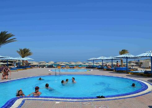 Egyiptom, Hurghada: Triton Empire 3*, f�lpanzi�