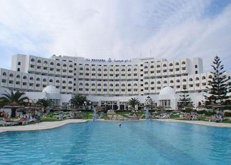 Tun�zia, Sousse: Tej Marhaba 4*