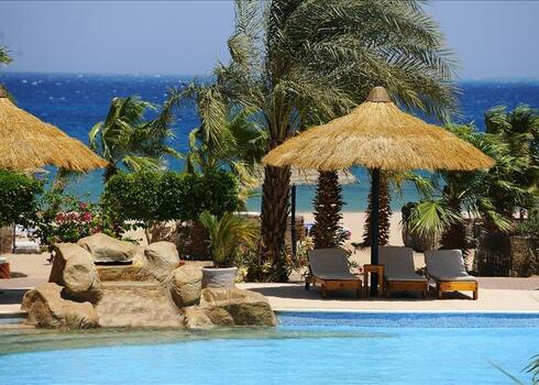 Egyiptom, Safaga: Amwaj Blue Beach Resort & Spa 5*, all inclusive