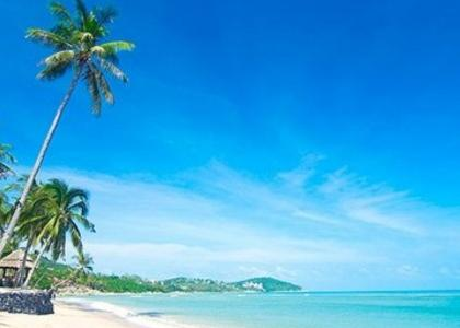 Thaif�ld, Koh Samui: Nora Beach Resort 4*, reggelivel