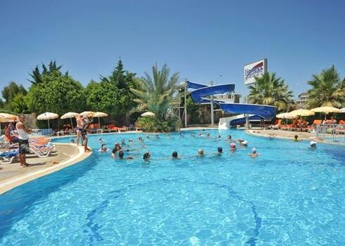T�r�korsz�g, Alanya: Lioness Hotel 4*, all inclusive
