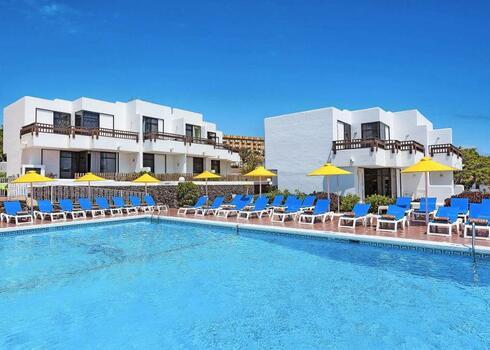 Tenerife, Playa de las Americas: Smartline Paraiso Del Sol 3*+
