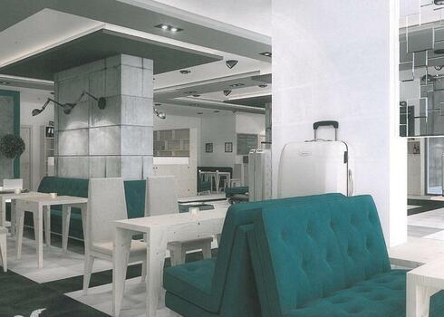 Bulg�ria, V�rna: Hotel Tsarevets 2*