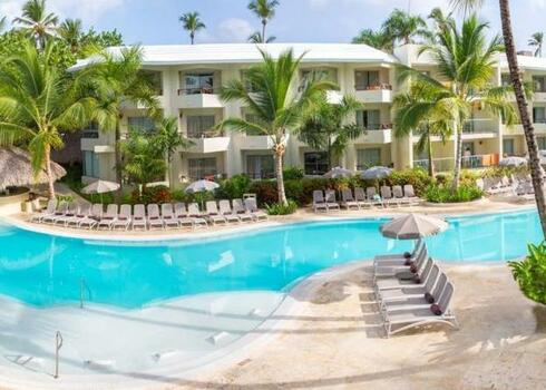 Fantasztikus el�foglal�si akci�: Dominika magyar idegenvezet�vel! Punta Cana: Barcelo Dominican Beach 4* all inclusive
