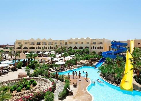 Egyiptom, Sharm el Sheikh: The Three Corners Palmyra Resort 4*, all inclusive