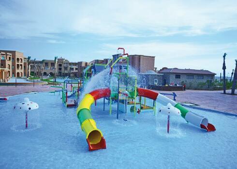 Egyiptom, Sharm el Sheikh: Sea Club Aquapark 4*, all inclusive