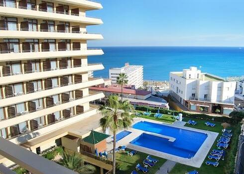 Costa del Sol, Torremolinos: Hotel Cervantes 4*