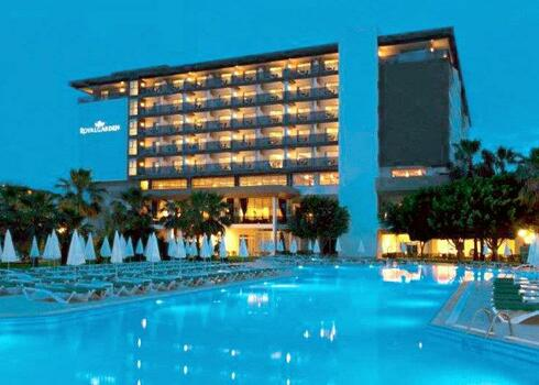 T�r�korsz�g, Alanya: Royal Garden Select 5*, all inclusive, debreceni indul�ssal