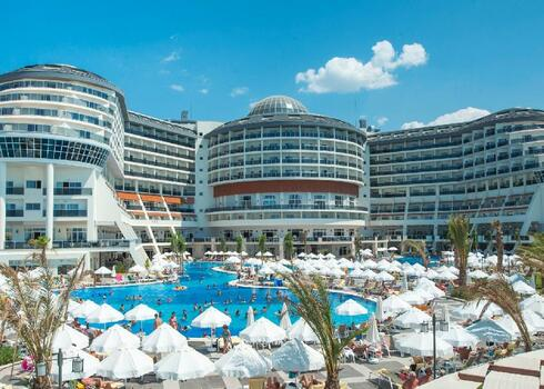 Törökország, Side: Sea Planet Resort 5*, all inclusive