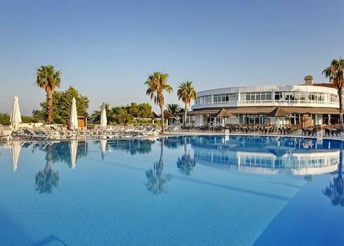 T�r�korsz�g, Side: Euphoria Palm Beach Hotel 5*, ulta all inclusive 0-24 �r�ban