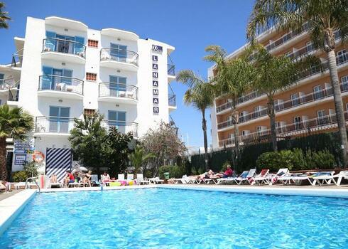 Costa Brava, Malgrat de Mar: Planamar 3*