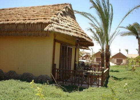 Egyiptom, Hurghada: Panorama Bungalows Resort Hurghada 4*, all inclusive