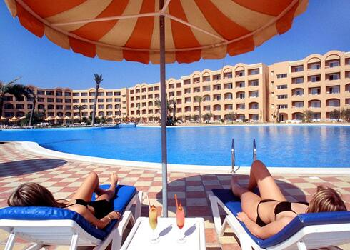 TOP KEDVENC! Tunézia, Mahdia: Nour Palace Hotel 5*, all inclusive