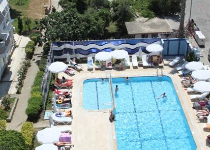 T�r�korsz�g, Alanya: Bora Bora Hotel 3*, all inclusive
