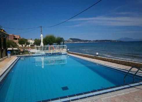 Zakintos, Argassi: Agoulos Inn Hotel 3*, 2 f�s st�di�