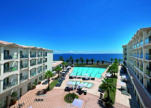 Portug�lia, Santa Cruz: Vila Gale Santa Cruz Hotel 4*+